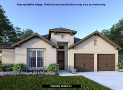 2935S - Bryson 60': Leander, Texas - Perry Homes