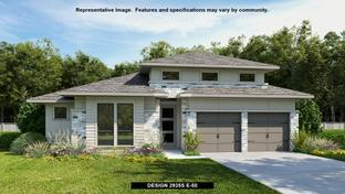 2935S - The Grove at Vintage Oaks 55': New Braunfels, Texas - Perry Homes