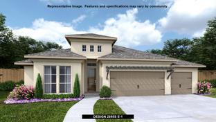 2895S - Fronterra at Westpointe 60': San Antonio, Texas - Perry Homes