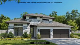 2895S - River Valley 70': Fair Oaks Ranch, Texas - Perry Homes