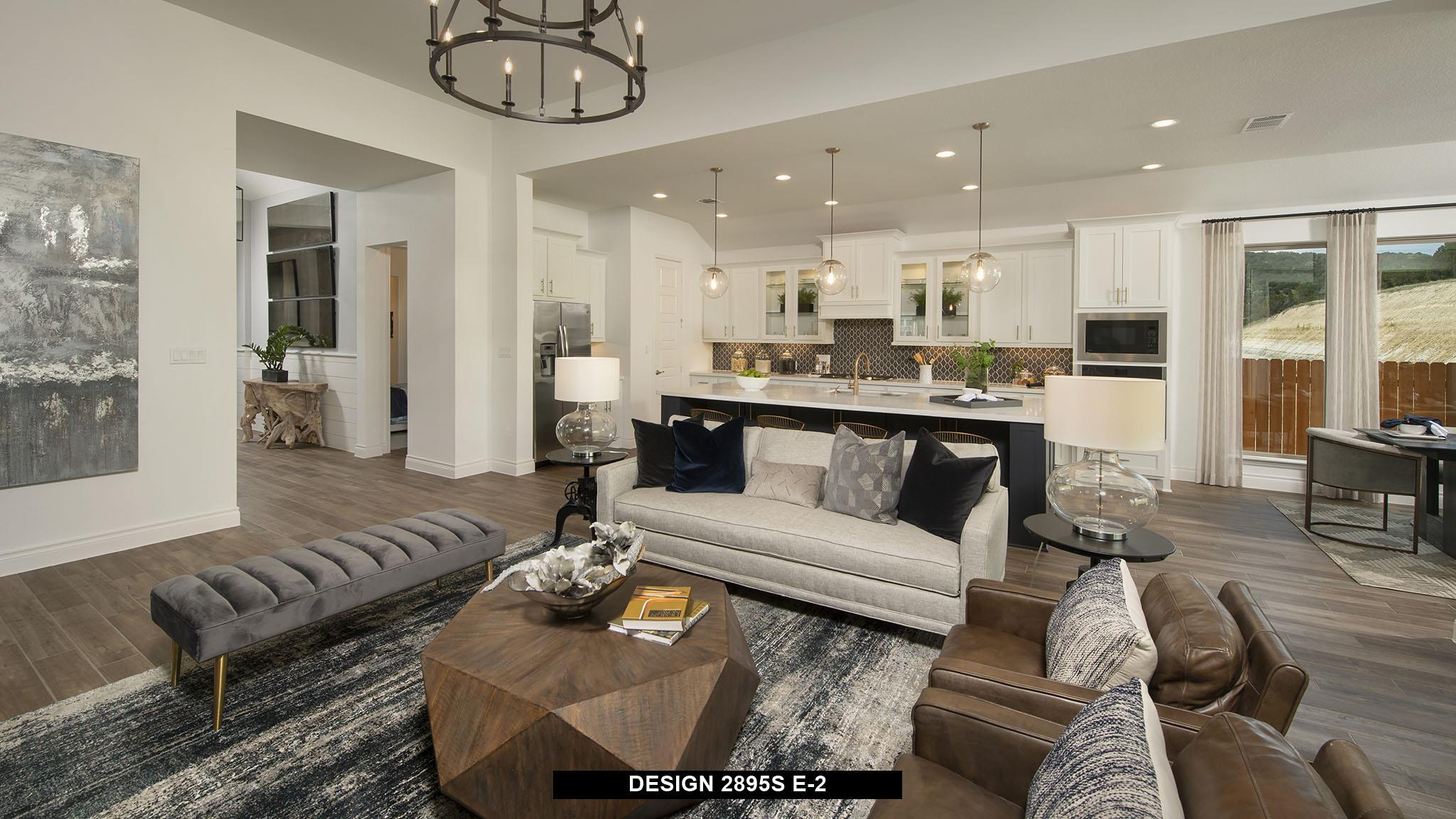 Living Area featured in the 2895S By Perry Homes in Austin, TX