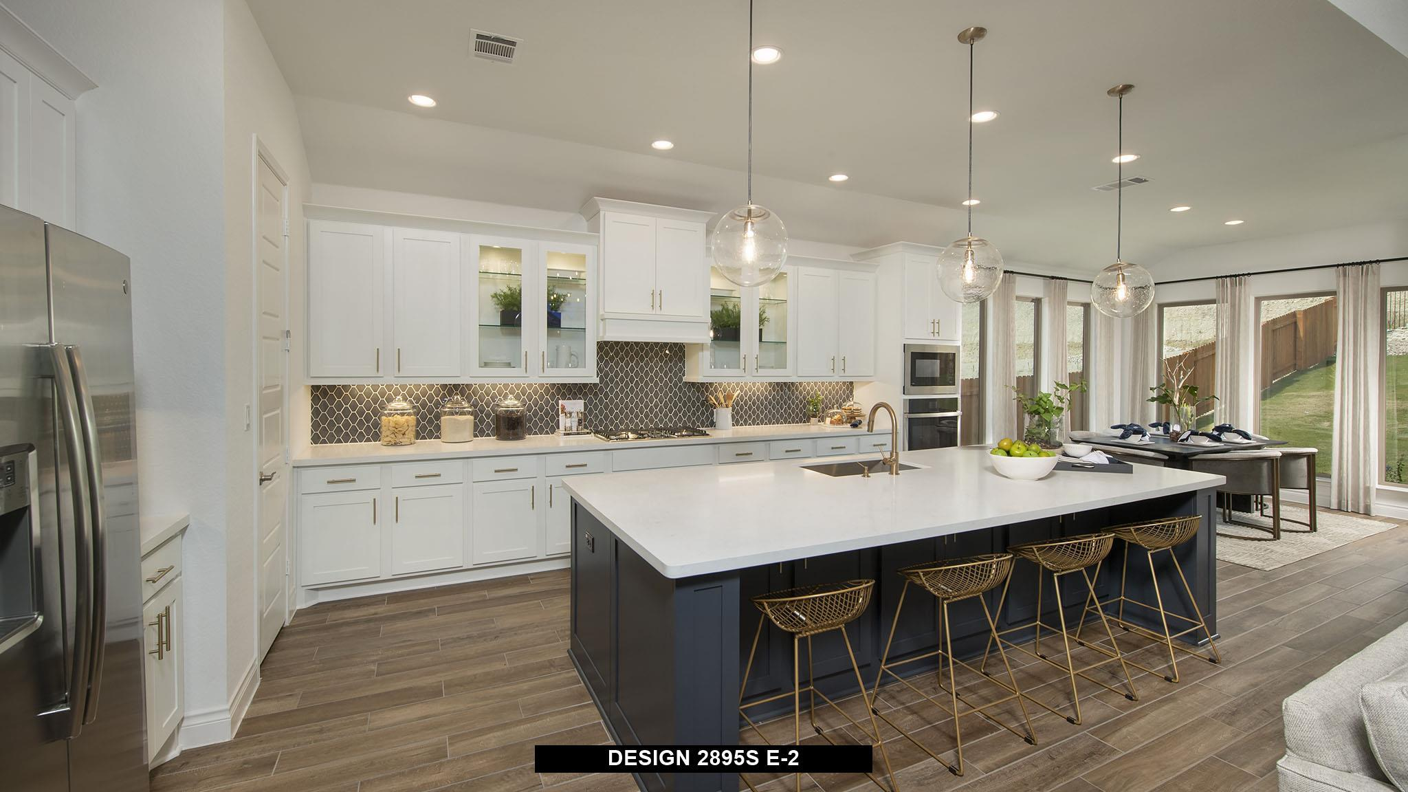 Kitchen featured in the 2895S By Perry Homes in Austin, TX