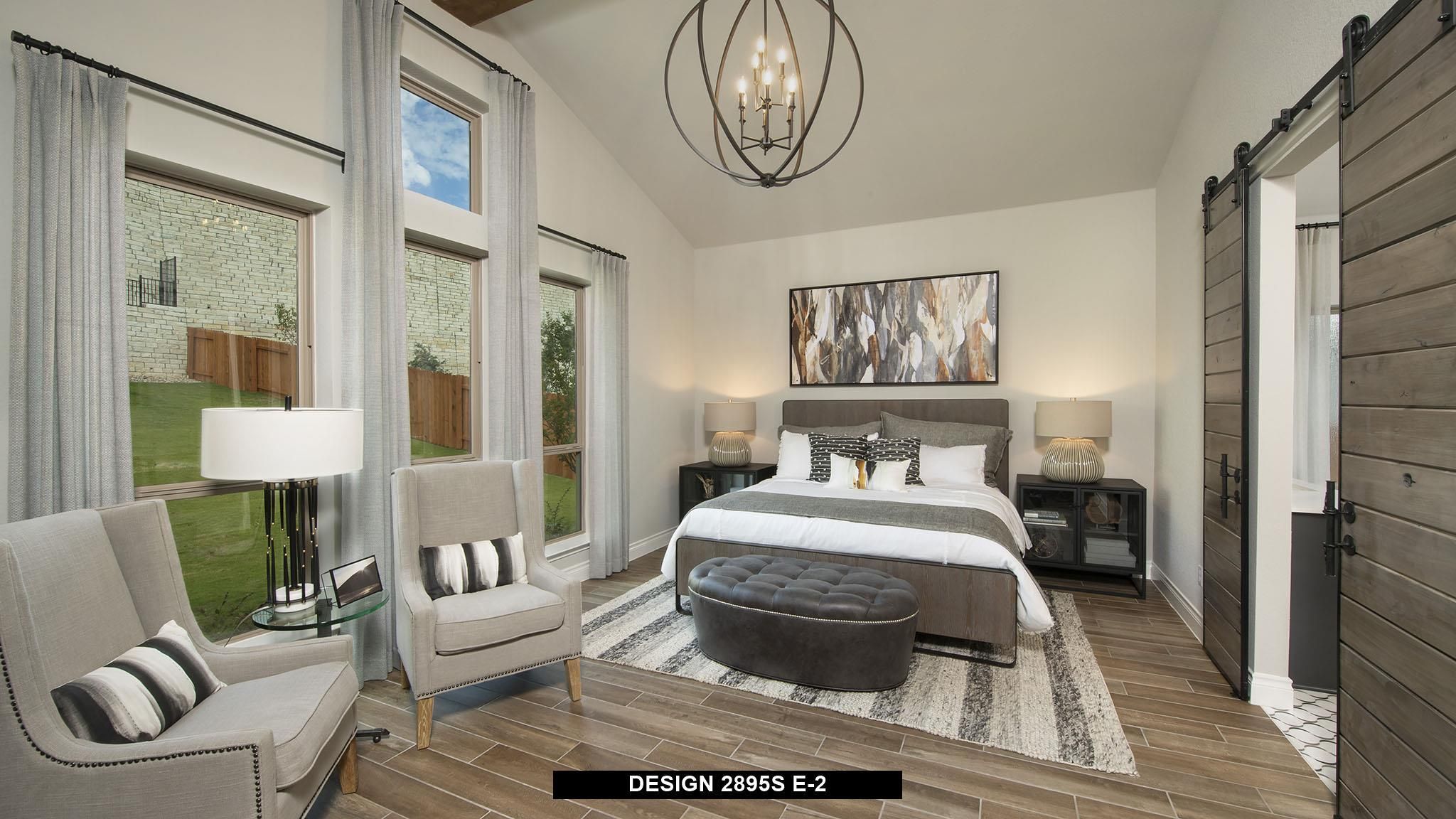 Bedroom featured in the 2895S By Perry Homes in Austin, TX