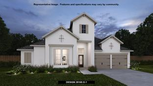 2916S - Rancho Sienna 70': Georgetown, Texas - Perry Homes
