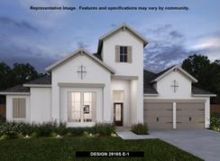 2916S - The Ranches at Creekside 65': Boerne, Texas - Perry Homes