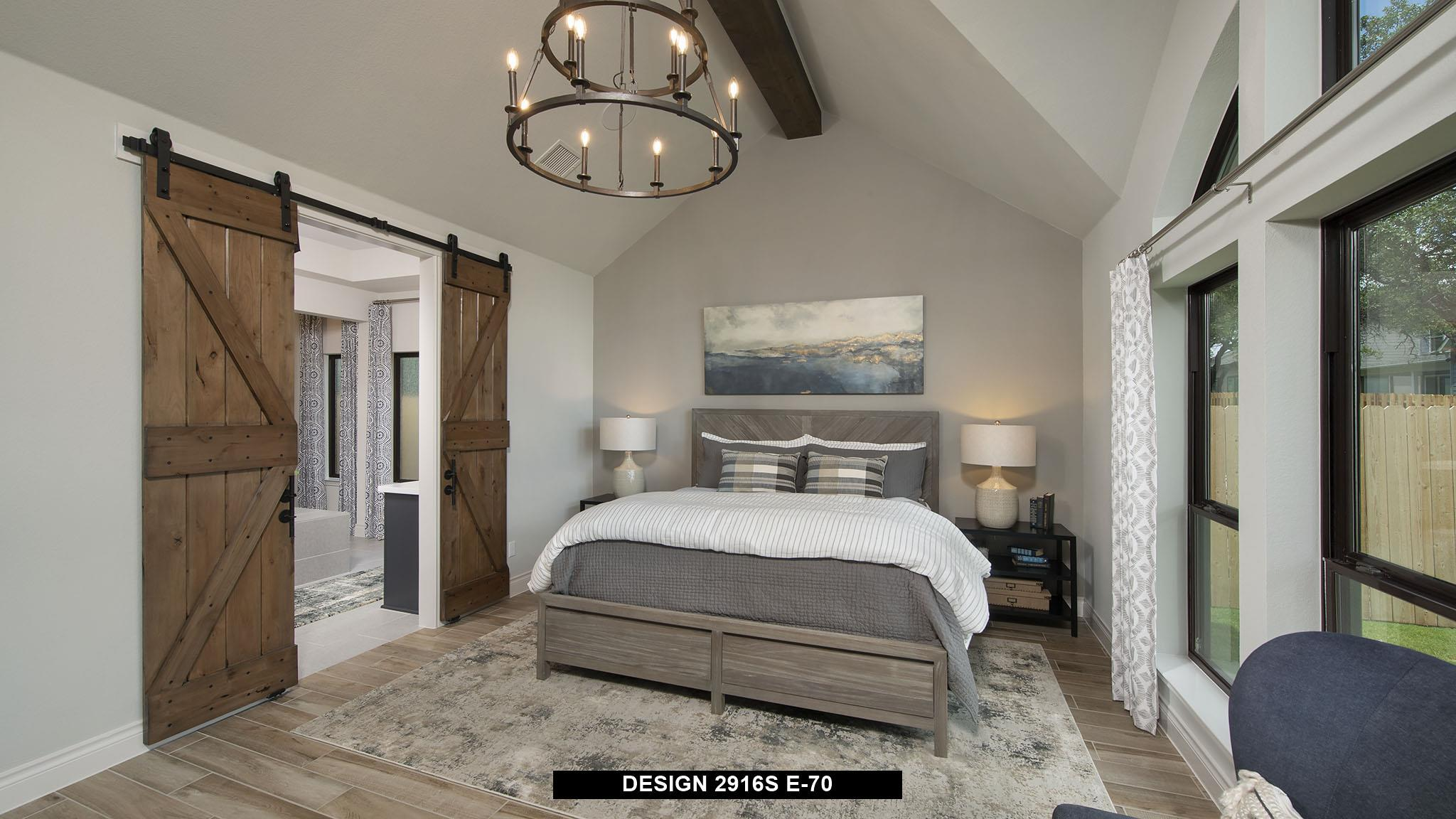 Bedroom featured in the 2916S By Perry Homes in Austin, TX