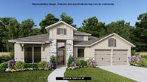 La Cima 60' by Perry Homes in Austin Texas