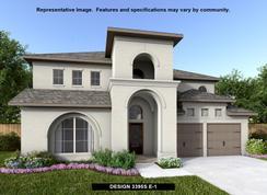 3395S - Bryson 60': Leander, Texas - Perry Homes