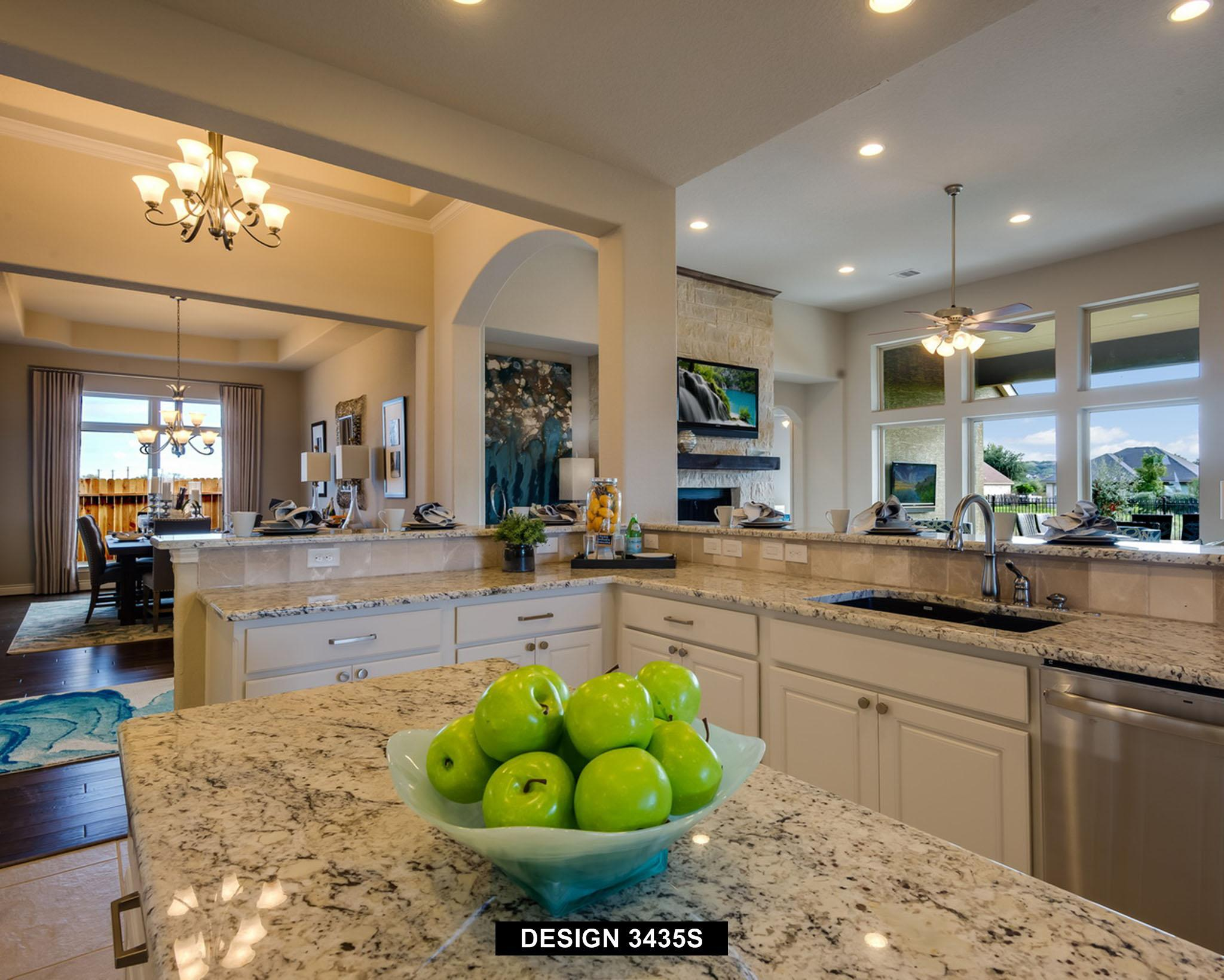 Kitchen featured in the 3435S By Perry Homes in Austin, TX