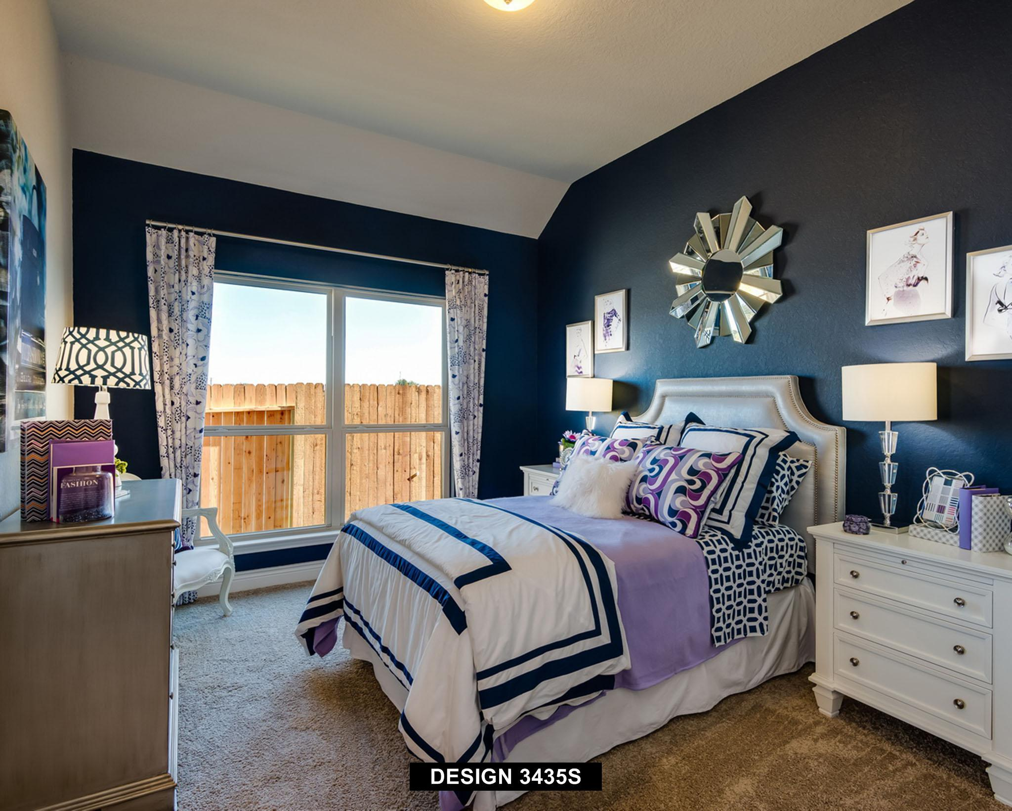 Bedroom featured in the 3435S By Perry Homes in Austin, TX
