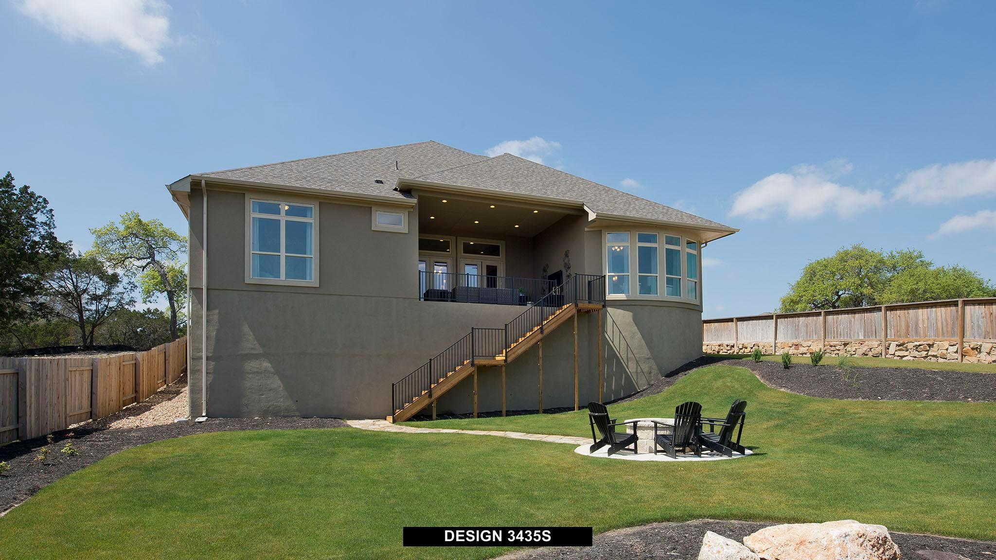 Exterior featured in the 3435S By Perry Homes in Austin, TX