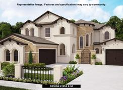 4195S - Aliana - Valencia by Perry Homes: Richmond, Texas - Perry Homes