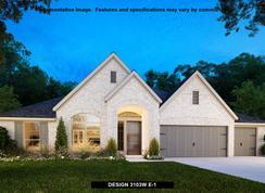 3103W - Canyon Falls 80'/100': Northlake, Texas - Perry Homes