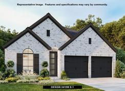 2410W - Trails at Westpointe 45': San Antonio, Texas - Perry Homes