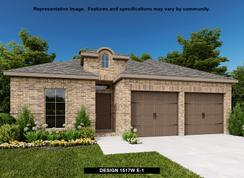 1517W - The Colony 45': Bastrop, Texas - Perry Homes