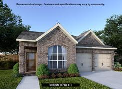 1773W - Kallison Ranch 45': San Antonio, Texas - Perry Homes