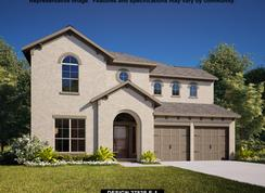 2782S - Wolf Ranch 51': Georgetown, Texas - Perry Homes