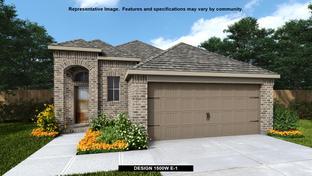1500W - Santa Rita Ranch 40': Liberty Hill, Texas - Perry Homes