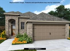 1500W - Devonshire - Reserve 40': Forney, Texas - Perry Homes