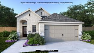 1500W - Candela 40': Richmond, Texas - Perry Homes