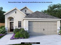 1500W - Woodforest 40' - The Crest: Montgomery, Texas - Perry Homes