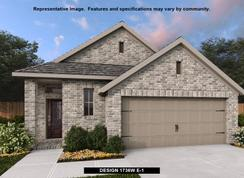 1736W - Lakes of Bella Terra West 40': Richmond, Texas - Perry Homes