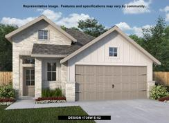 1736W - Woodforest 40' - The Crest: Montgomery, Texas - Perry Homes