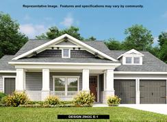 2943C - Bryson 60': Leander, Texas - Perry Homes