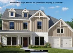 3398C - Bryson 60': Leander, Texas - Perry Homes