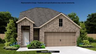 2018W - Devonshire - Reserve 40': Forney, Texas - Perry Homes