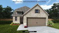Ladera 40' by Perry Homes in San Antonio Texas