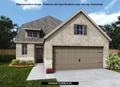 2330W - Devonshire - Reserve 40': Forney, Texas - Perry Homes