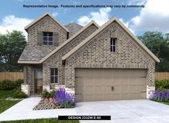 2332W - Ladera 40': San Antonio, Texas - Perry Homes