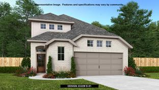 2332W - Candela 40': Richmond, Texas - Perry Homes