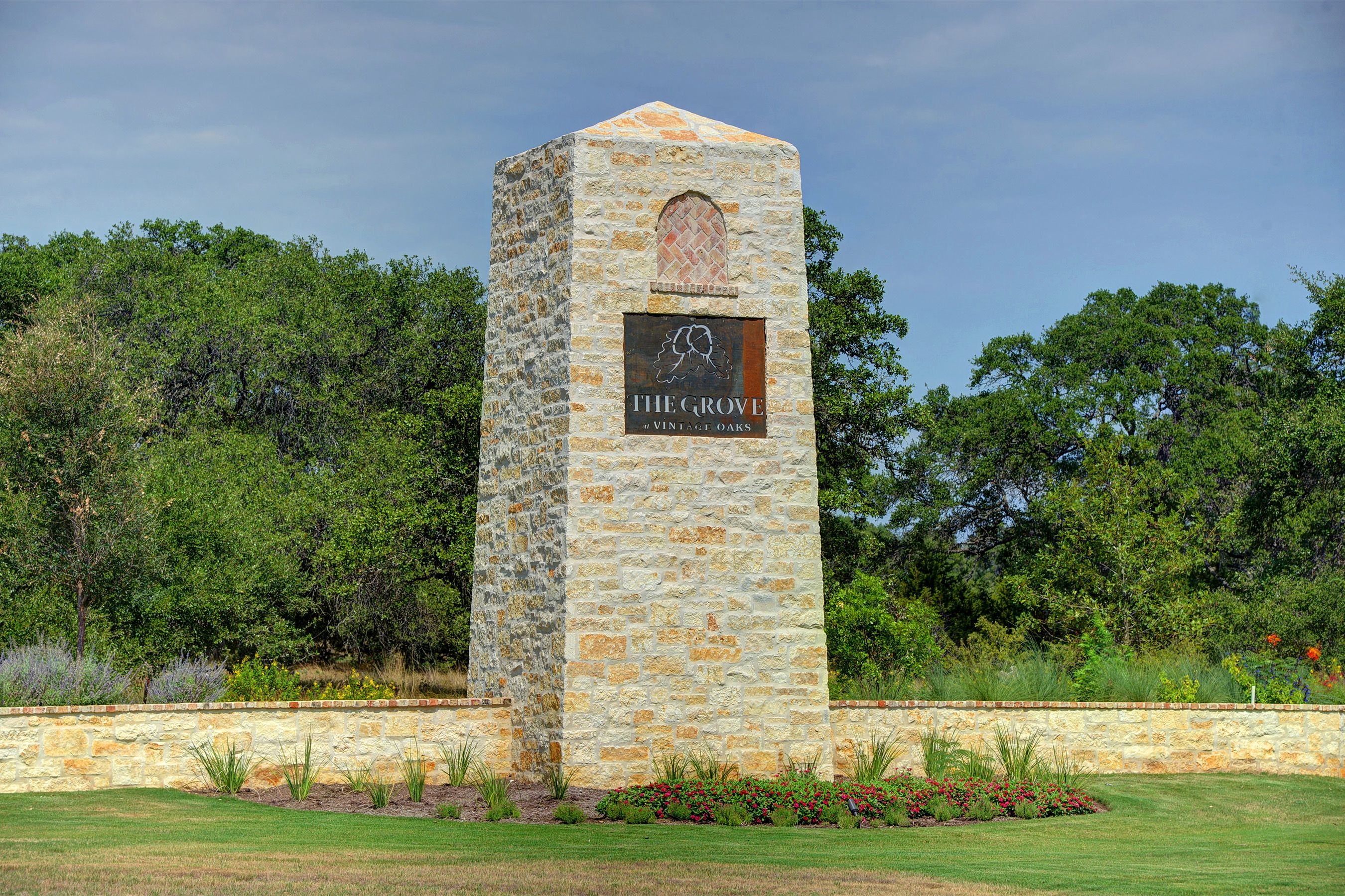 'The Grove at Vintage Oaks 65'' by Perry Homes in San Antonio