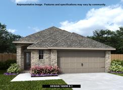 1650W - Devonshire - Reserve 40': Forney, Texas - Perry Homes