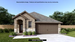 1650W - Ladera 40': San Antonio, Texas - Perry Homes