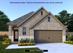 1650W - Prairie Oaks 45': Oak Point, Texas - Perry Homes
