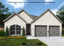 1653W - Trinity Falls 45': McKinney, Texas - Perry Homes