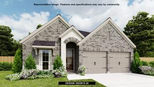1653W - Blanco Vista 45': San Marcos, Texas - Perry Homes
