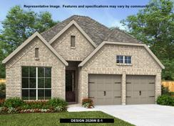 2026W - Grand Central Park 50': Conroe, Texas - Perry Homes