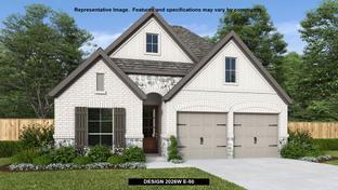 2026W - Kallison Ranch 45': San Antonio, Texas - Perry Homes