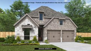 2026W - Trails at Westpointe 45': San Antonio, Texas - Perry Homes