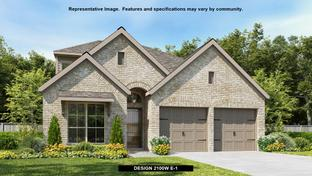 2100W - Copper Bend 50': Cypress, Texas - Perry Homes