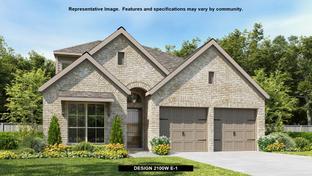 2100W - Trinity Falls 45': McKinney, Texas - Perry Homes