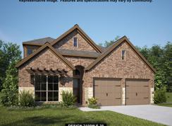 2100W - The Groves 45': Humble, Texas - Perry Homes