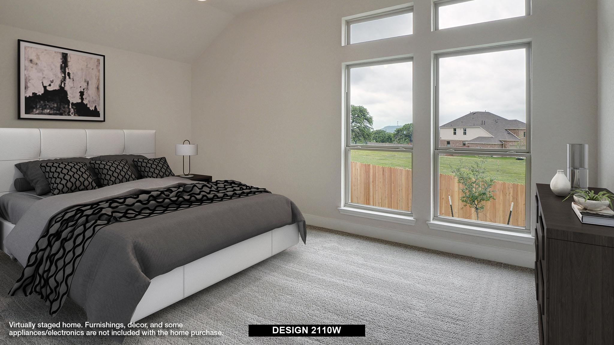 Bedroom featured in the 2110W By Perry Homes in Dallas, TX
