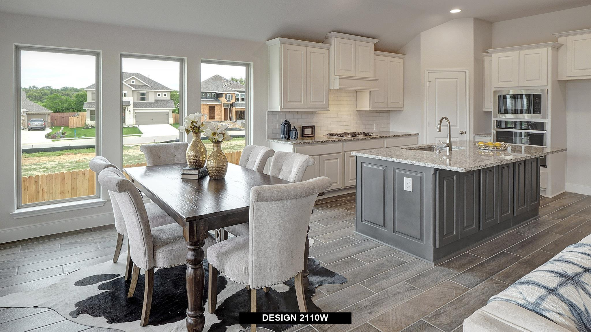 Kitchen featured in the 2110W By Perry Homes in Dallas, TX