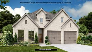 2169W - Woodforest 50': Montgomery, Texas - Perry Homes