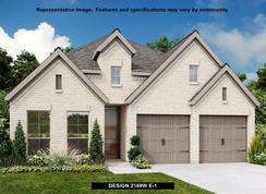 2169W - Fronterra at Westpointe 50': San Antonio, Texas - Perry Homes